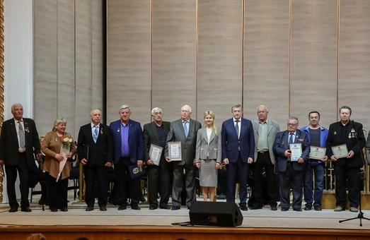 Светличная приняла участие в мероприятии, посвященном 33-й годовщине аварии на ЧАЭС
