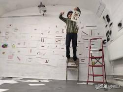 «Ветки и трубы»: инклюзивная выставка двух художников-подростков откроется в рамках детской программы Биеннале молодого искусства