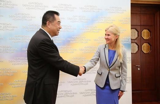 Предприятия Харьковщины расширят представительства на рынке КНР – Светличная