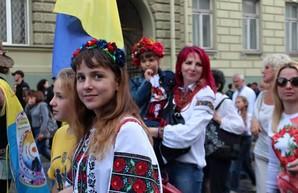 В центре Харькове пройдет парад вышиванок