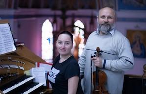 Новый орган в костеле зазвучит прологом ДантеFest (ФОТО)