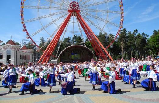 В Харькове зарегистрировали рекорд Украины по массовому исполнению гопака