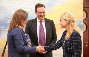 При поддержке ЕИБ на Харьковщине отремонтируют 15 медицинских и образовательных учреждений – Светличная