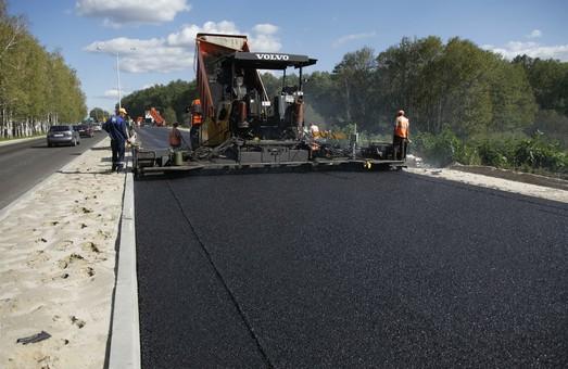 На Харьковщине продолжают строительство объездного пути вокруг Лозовой