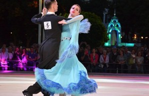 В Харькове пройдет фестиваль бальных танцев