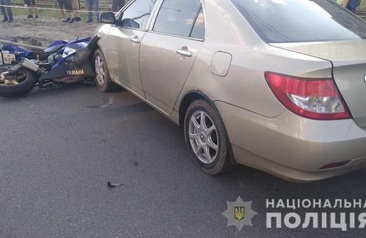 Смертельное ДТП в Харькове: Один человек погиб, двое получили ранения (ФОТО)