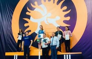 Юные борцы из Харькова завоевали бронзу на чемпионате Украины