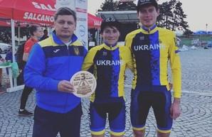 Харьковчанка Ирина Попова заняла третье место на велогонке в Сербии
