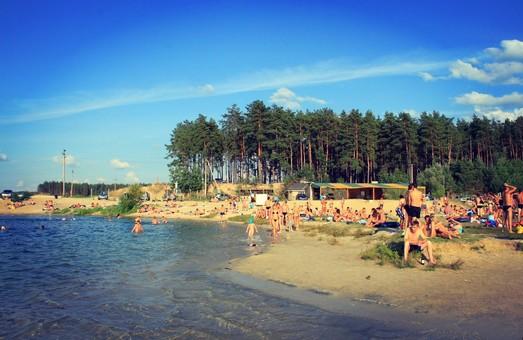 В Харьковской области планируют открыть более 60 обустроенных пляжей