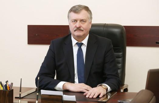 Уволен заместитель председателя ХОГА Евгений Шахненко