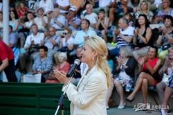Светличная поздравила участников теннисного турнира «Мемориал Черницкой» с началом соревнований