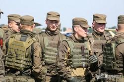 Светличная посетила военно-патриотический фестиваль «Защитник Украины - Крылатые оборотни» (ФОТО)