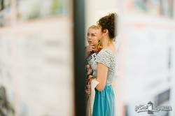 Выставка работ номинантов премии Мис ван дер Роэ открылась в Харьковской школе архитектуры (ФОТО)