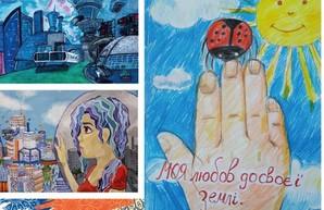 «Бузок» презентует выставку детских работ ко Всемирному дню охраны окружающей среды