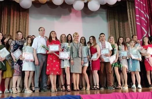 Юлия Светличная - выпускникам ХНАДУ: Желаю, чтобы ваша жизненная дорога всегда была качественной и ровной