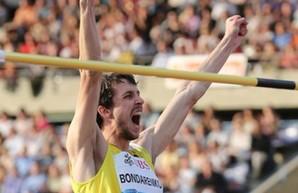 Богдан Бондаренко стал лучшим спортсменом месяца в области
