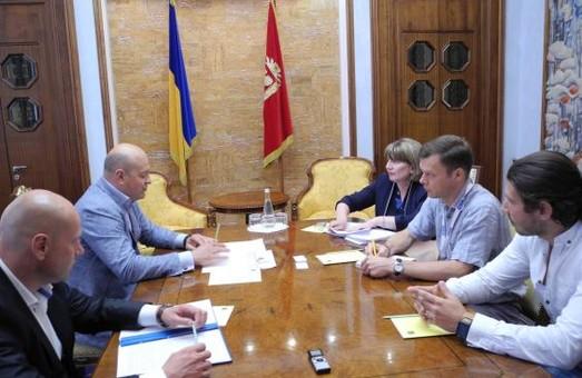 Харьков посетила делегация наблюдателей от Международной миссии ENEMO