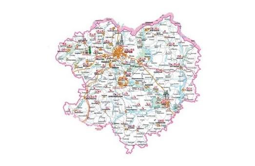 В Харьковской области может остаться всего четыре района – проект нового административного устройства