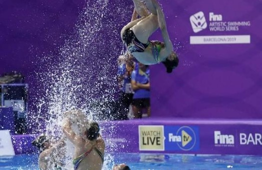 Харьковские синхронистки - чемпионки мира