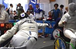 Харьковчанки завоевали медали этапа Кубка мира по фехтованию на колясках