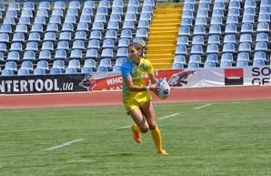 Чемпионат Европы по регби-7 среди женщин в Харькове