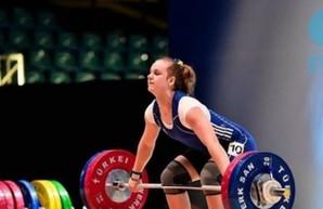 Харьковские тяжелоатлеты установили рекорды Украины
