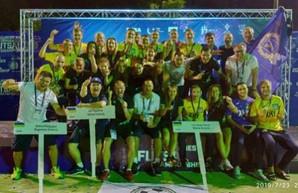 Сборная Каразинского университета стала серебряным призером чемпионата Европы среди университетов по футзалу