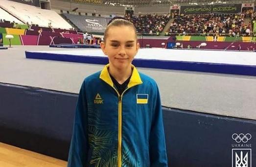 Харьковчанка заняла второе место на Олимпийском фестивале