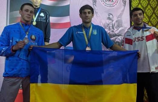 Харьковский спортсмен завоевал бронзовую медаль на Чемпионате мира по тайскому боксу