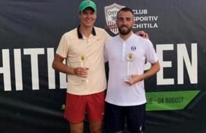 Харьковчанин Марат Девятьяров второй раз подряд выиграл турнир ITF