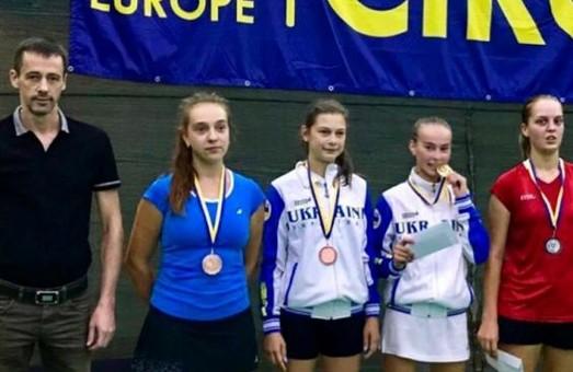Юные бадминтонисты завоевали 11 наград на FZ Forza Ukraine Junior 2019