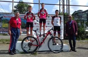 Харьковские велосипедисты успешно выступили в Черновцах