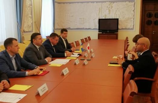 В ХОГА обсудили потенциальные инвестиционные проекты с делегацией японской компании «Марубени Корпорейшн»