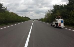 Ремонт местных дорог на Харьковщине: Запланированные работы выполнены на 90%
