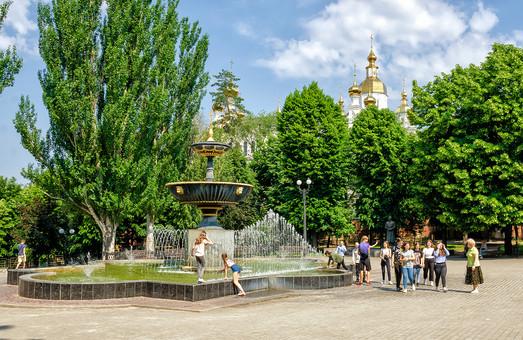 В Харьков возвращается жара