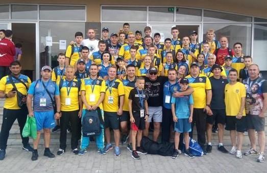 Юные боксеры Харьковщины завоевали медали чемпионата Европы