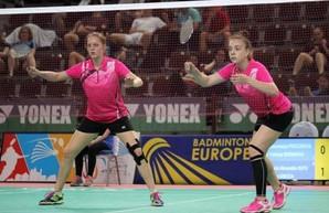 Харьковские бадминтонистки завоевали «серебро» в Греции