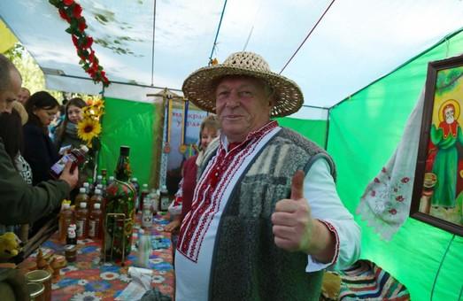 На Ярмарке слобожанского меда в Харькове представлена продукция более 50 производителей