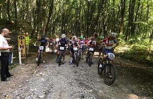 Юные велосипедисты Харьковщины выиграли чемпионат Украины