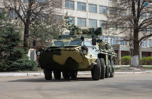 Минобороны без объяснения причин прекратило финансирование разработок новых видов бронетехники - Укроборонпром