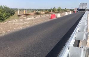 Ремонт на трассе Мерефа-Лозовая-Павлоград идет по графику (ФОТО)