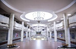 В Харькове на День города метро продлит работу на час