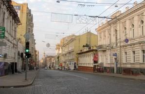 Завтра на два часа часть улицы Сумской станет пешеходной