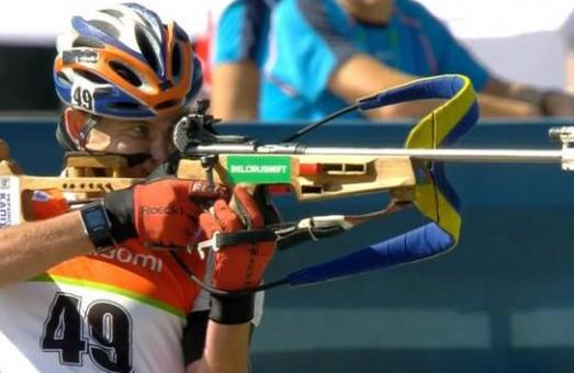 Харьковский биатлонист успешно выступил на чемпионате мира в Беларуси
