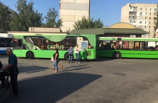Среди перевозчиков разразилась война под Харьковом