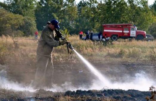 Открытого огня на военном полигоне на Харьковщине нет – мэрия