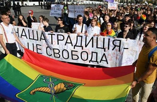 Стычки на «ХарьковПрайд» возмутили миссию ООН: «Мы ошеломлены»