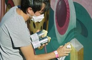 Харьковские мастера граффити отличились в Германии