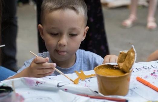 Необычный проект Детской программы Биеннале пройдет в ХНАТОБе