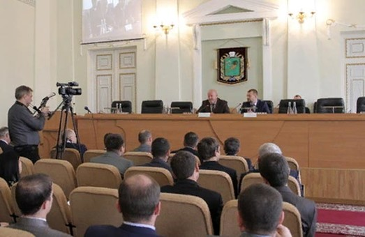Нового прокурора Харьковщины представили коллективу: обещания и биография